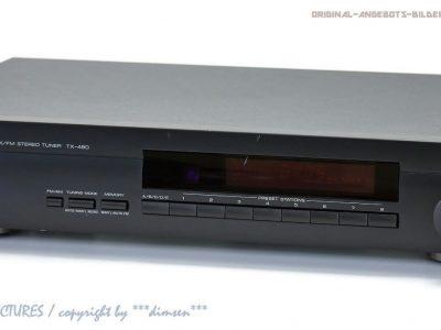 雅马哈 YAMAHA TX-480 立体声 AM/FM 收音头