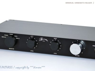 BURMESTER 785 High-End 前级功率放大器