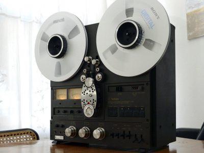 Technics RS-1506 High-End 开盘机