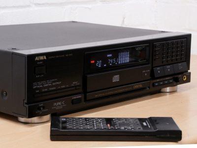 爱华 AIWA XC-777K CD播放机