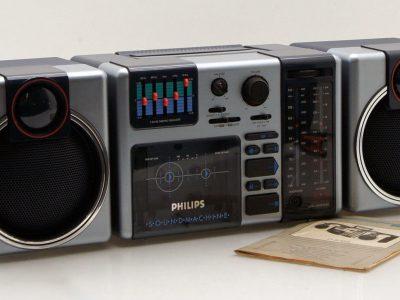 Philips D8354 Boombox 收录机