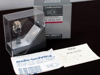 audio-technica AT-ML150/OCC MC唱头