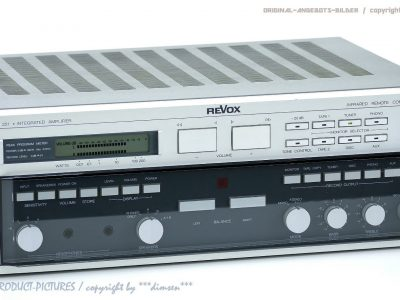 REVOX/STUDER B251 High-End 立体声 Verst盲rker/Amplifier!! Gewartet + 1J.Garantie!
