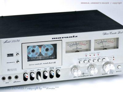 MARANTZ MODEL 5030 古董 磁带 Tape 卡座!! Revidiertt+1J.Garantie! Top-Zust