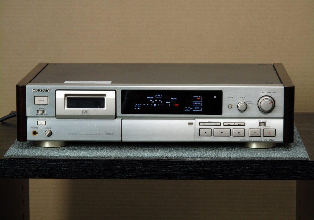 SONY DTC-59ES DAT 播放/录音机