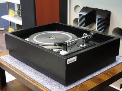 DUAL 1228 黑胶唱机