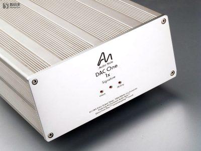Audio Note DAC One 1x Signature 外置解码器