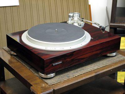 先锋 PIONEER PL-50L 黑胶唱机
