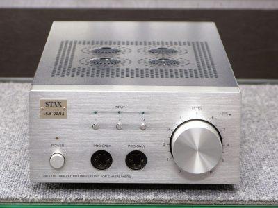 STAX SRM-007tA 电子管耳机放大器