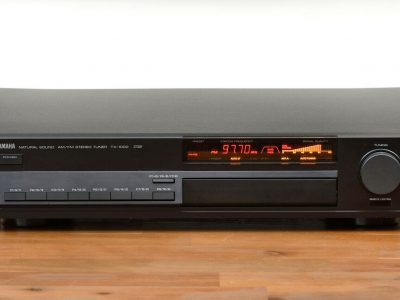 雅马哈 YAMAHA TX-1000 High-End Tuner 收音头