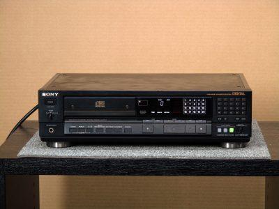 SONY CDP-555ESD CD播放机