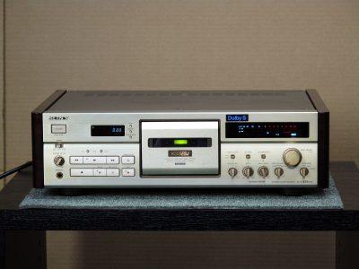 索尼 SONY TC-K555ESJ 三磁头卡座