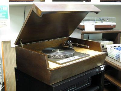 GARRARD 401 黑胶唱机