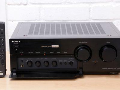 索尼 SONY TA-FB940R QS 合并式功率放大器