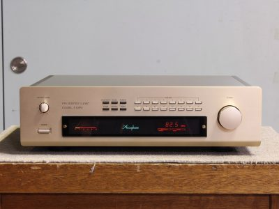 Accuphase T-109V FM Tuner 收音头