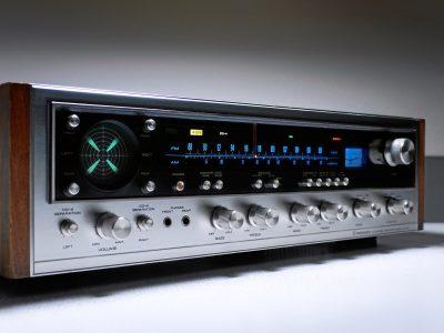 先锋 Pioneer QX-747 FM/AM 收音头