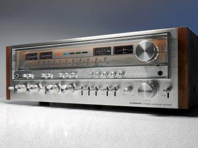 先锋 PIONEER SX-1080 收音头