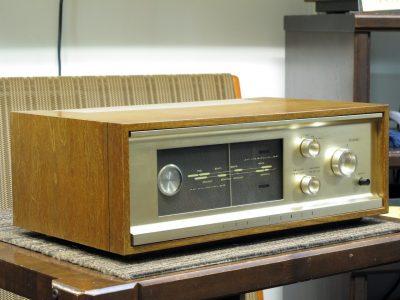 LUXMAN WZ30 FM/AM 电子管收音头