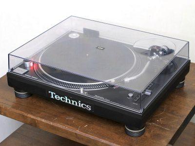 Technics SL-1200MK3D 黑胶唱机