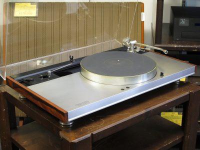 LUXMAN PD444 黑胶唱机
