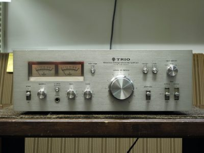 TRIO KA-5500 功率放大器