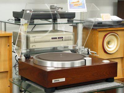 YAMAHA GT-2000L 黑胶唱机