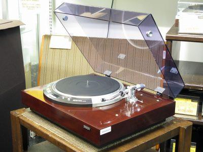 DENON DP-80 黑胶唱机