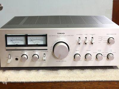 TRIO KA-8700 功率放大器