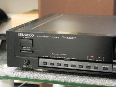 KENWOOD D-3300T FM Tuner 收音头