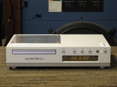 LUXMAN D-N100 CD播放器