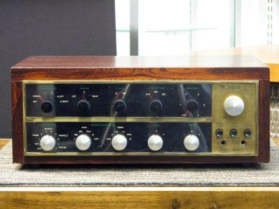 Mcintosh C20 电子管前级放大器