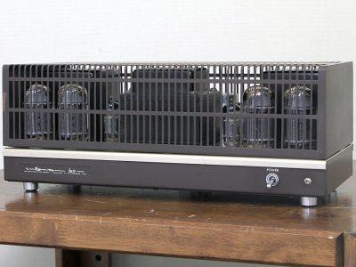 LUXMAN ラックスマン MQ60Custom 管球式ステレオパワーアンプ