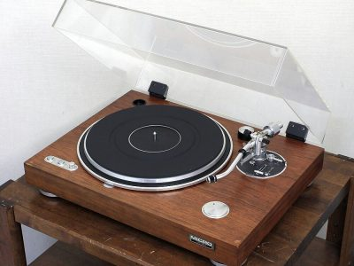 MICRO DQ-7 黑胶唱机