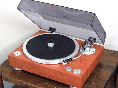 DENON DP-500M 黑胶唱机