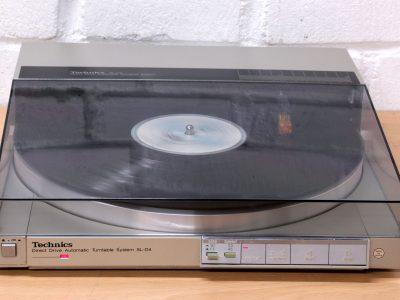 松下 Technics SL-D4 直驱 黑胶唱机