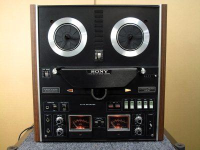 SONY TC-9700 开盘机