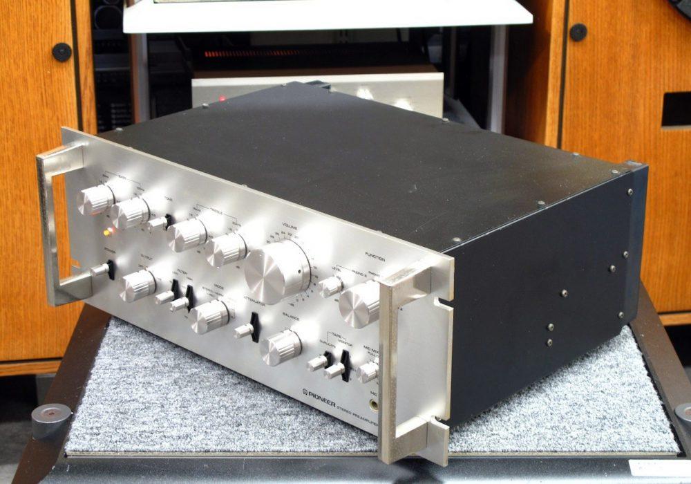 PIONEER C-77 前级放大器