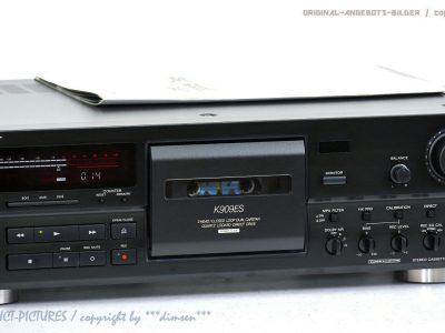 索尼 SONY TC-K909ES 高级卡座