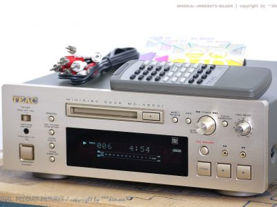 TEAC MD-H500i High-End MiniDisc MD播放机