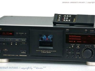 TEAC V7000 High-End 卡座