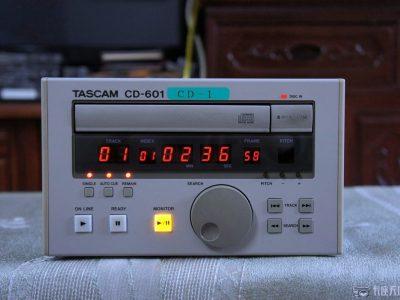 TASCAM CD-601 CD播放机