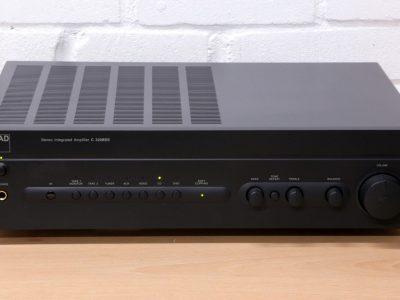 NAD C320BBE Hi-Fi 合并式功放