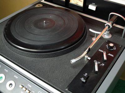 NATIONAL FR-955 黑胶唱机