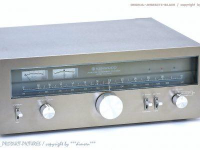 建伍 KENWOOD KT-7550 AM/FM 立体声收音头