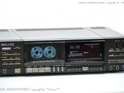 TEAC V-800X 三磁头卡座