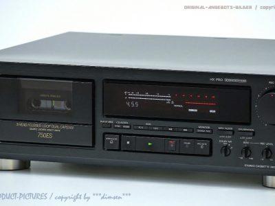 索尼 SONY TC-K750ES 卡座