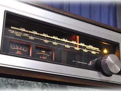 LUXMAN T-300V AM/FM 收音头