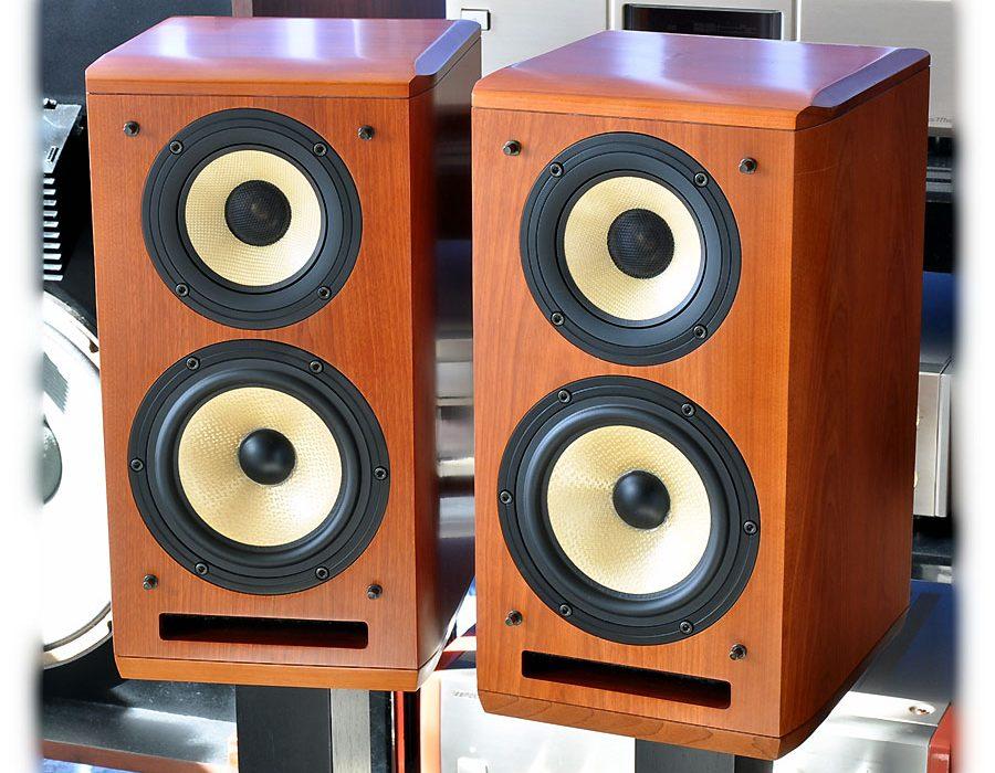 PIONEER S-A4-LR 书架式音箱