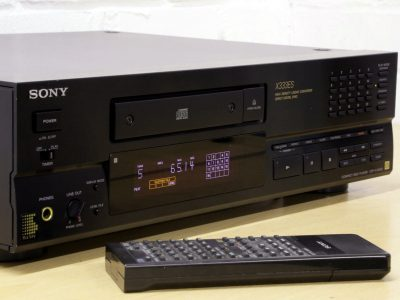 索尼 SONY CDP-X333ES CD播放机