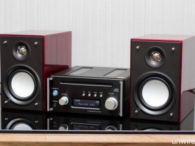 TEAC HR-X101 Hi-Res Audio 桌面组合音响